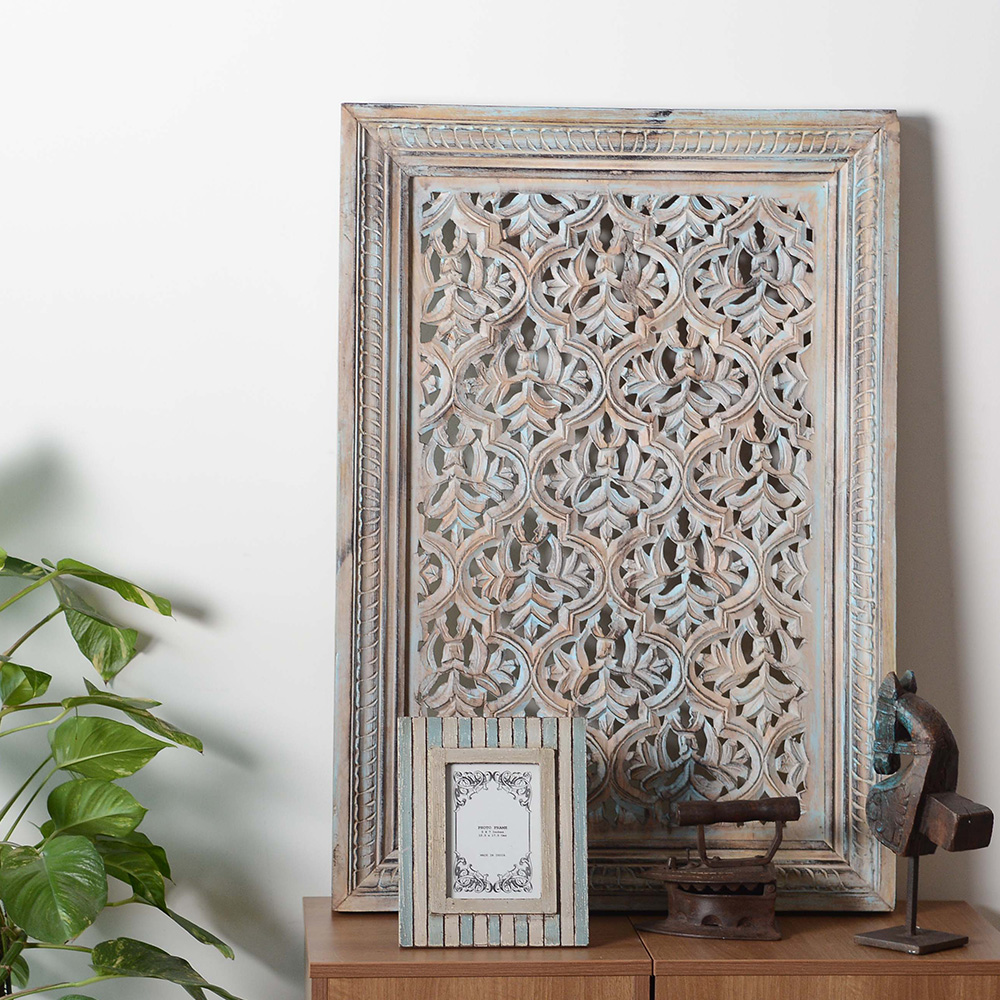 Filigree styled wall art